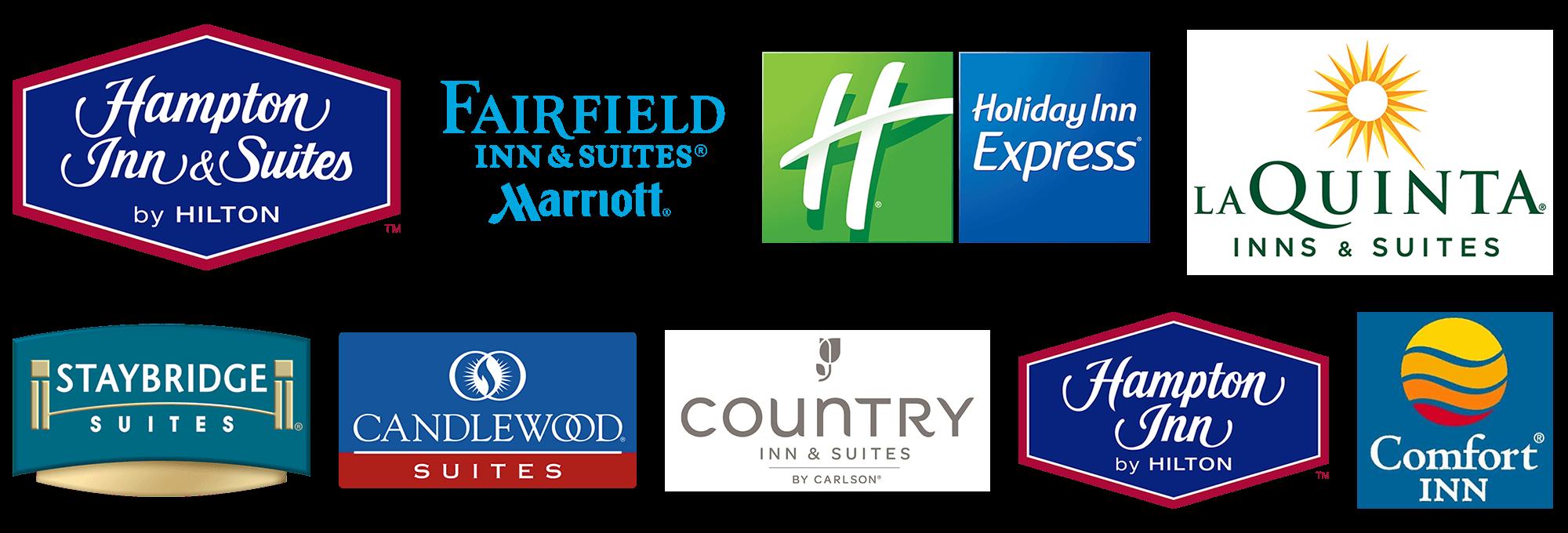 Hotel Brands Managed