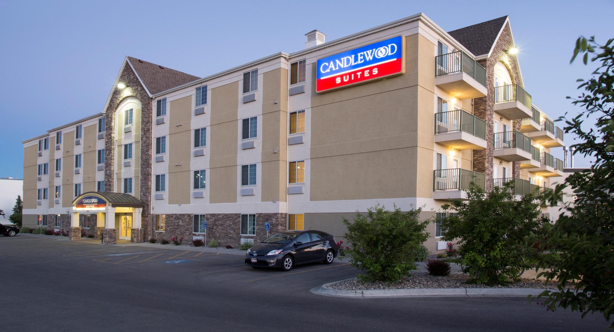 Candlewood Suites - Idaho Falls, ID