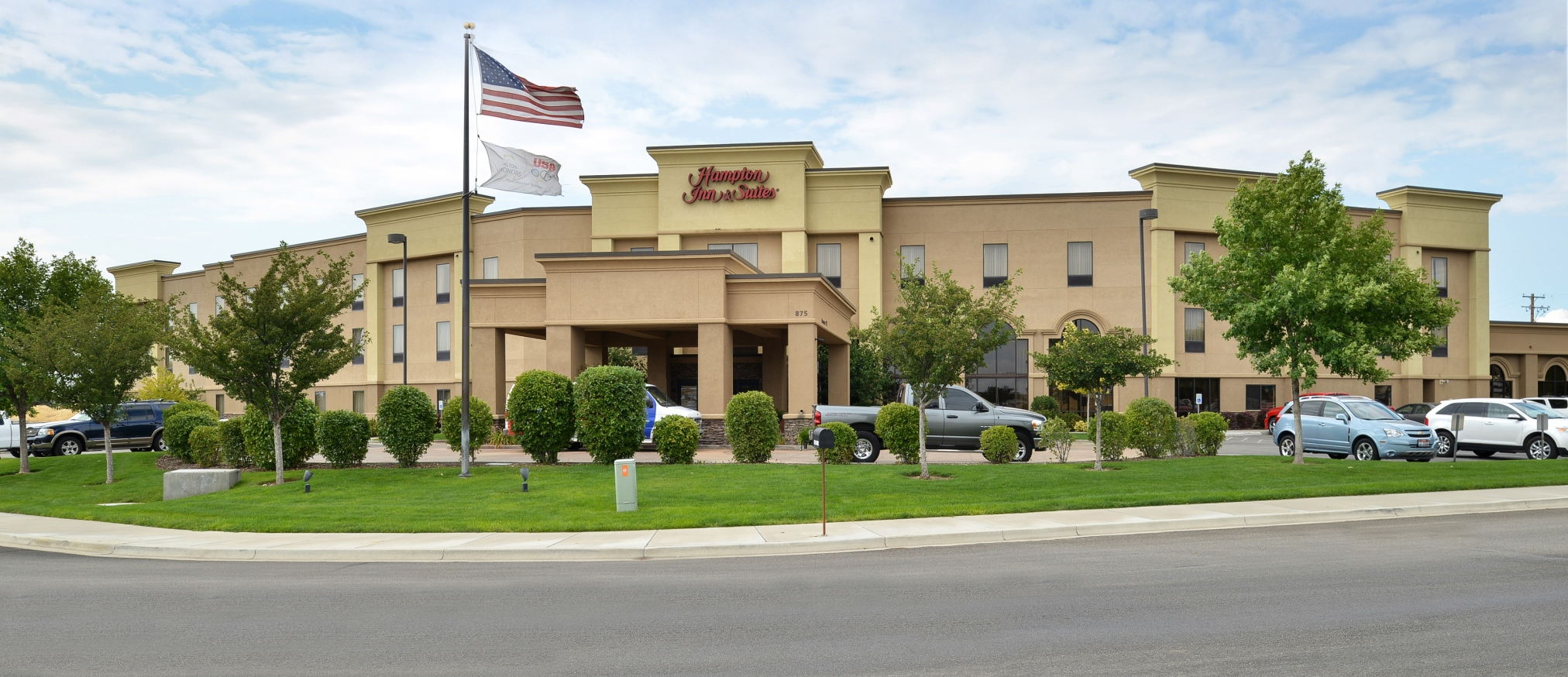 Hampton Inn & Suites - Meridian
