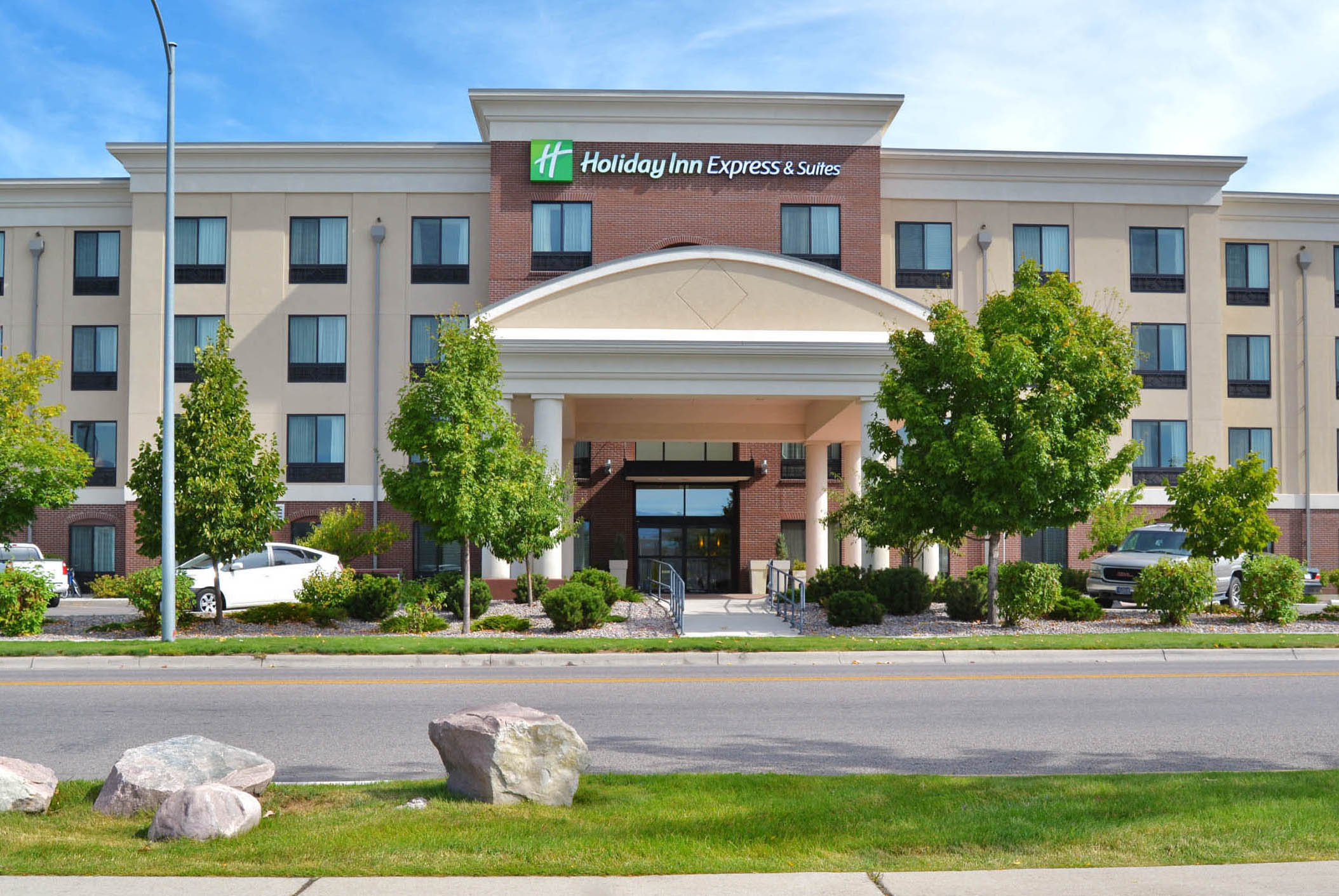 Holiday Inn Express Amp Suites Missoula Mt Inntrusted