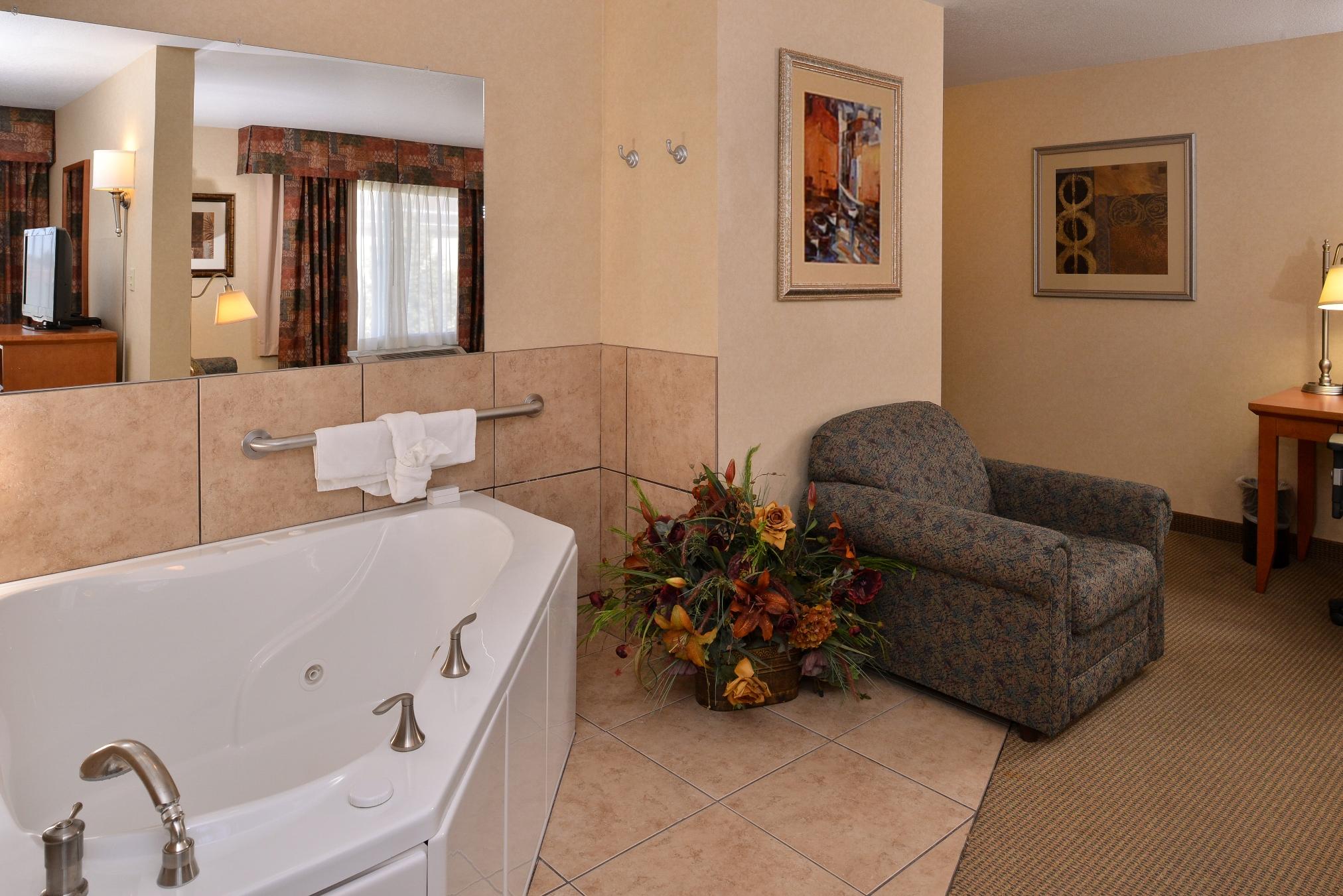 Hampton Inn - Idaho Falls - Suite