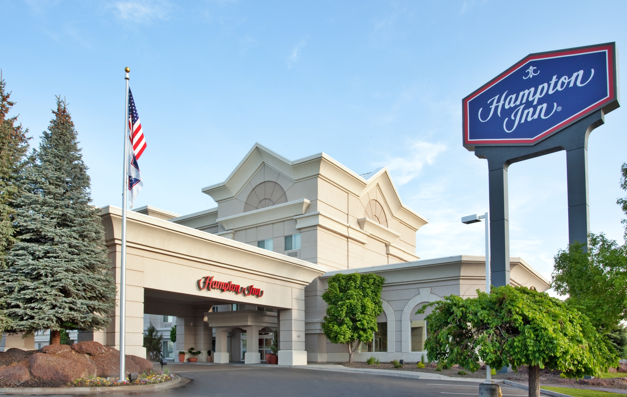 Hampton Inn - Idaho Falls/Airport