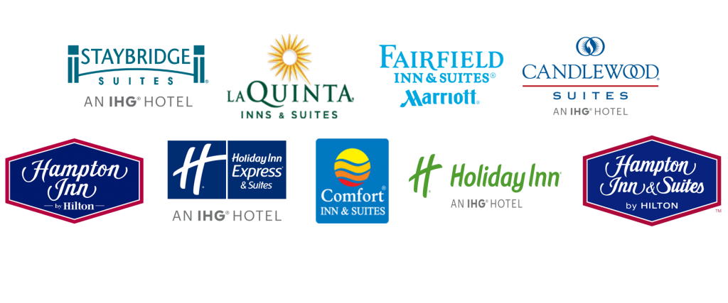Hotel Brands Managed